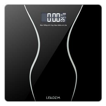LEADZM 小蛮腰180KG体重秤黑色(缺货,可用17684388替代发货)