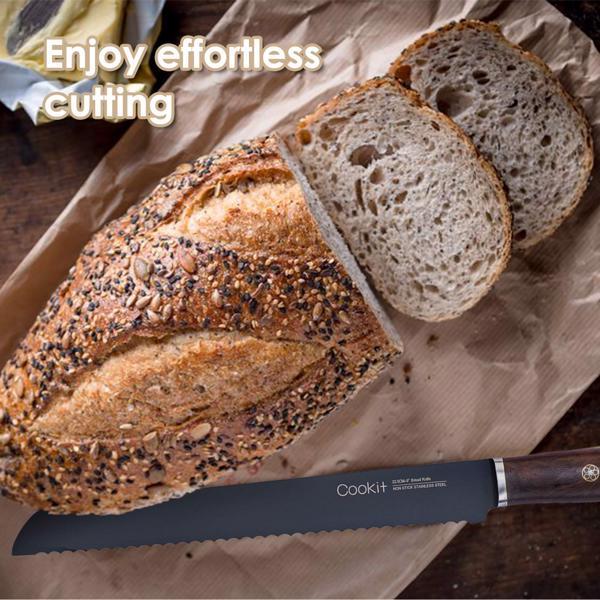 9 英寸锯齿面包刀 亚马逊禁售