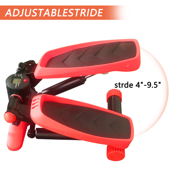 带拉绳 DP-8603 踏步机 黑红 N002