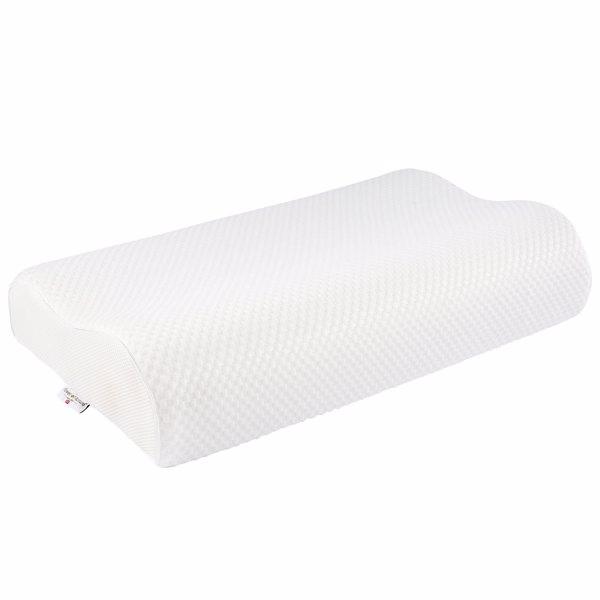 PON慢回弹记忆绵编织纹&3D网纹波浪枕(亚马逊禁售)