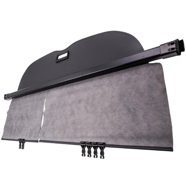 后备箱隔物板 Retractable Rear Trunk Cargo Cover Shade for Nissan Murano 2015 2016 2017 2018 2019