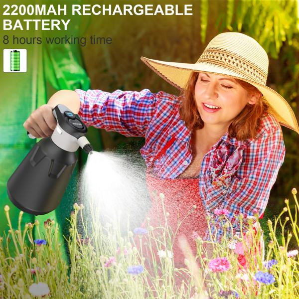 2L电动喷水壶(亚马逊禁售)