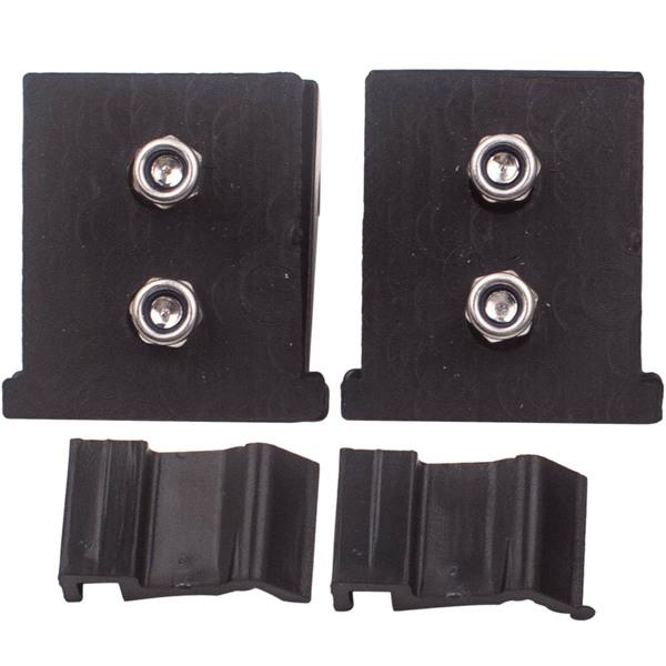 发动机罩锁扣2Pcs Hood Latch Locking Catch for Jeep Wrangler JK 2007 - 2018 2 Door & Unlimited 4 Door