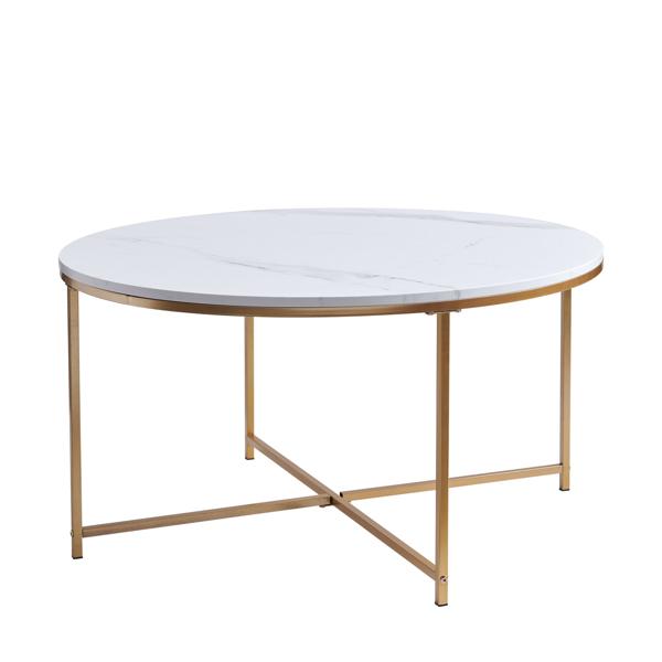 大理石咖啡桌