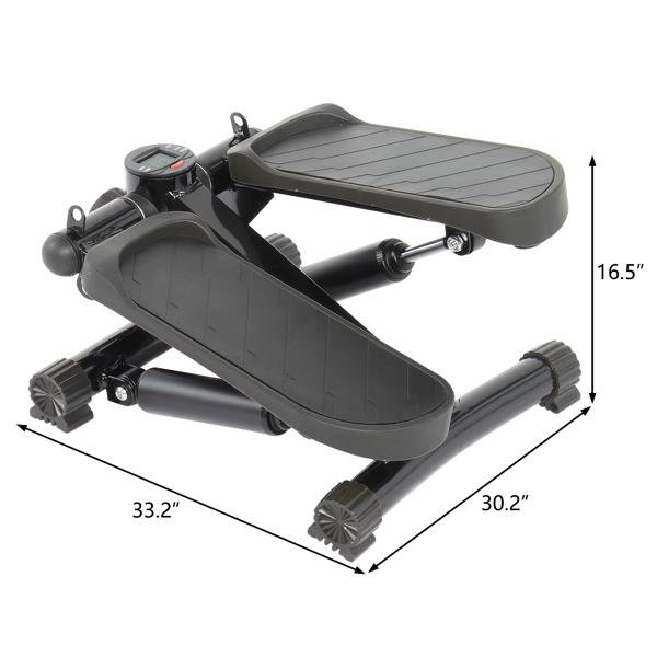带拉绳 DP-8608 踏步机 黑色 N002