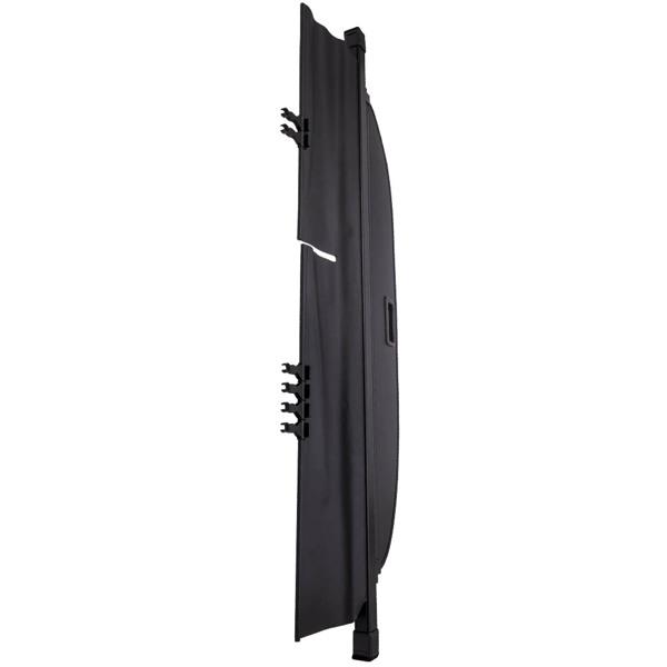 后备箱隔物板 Adjustable Rear Trunk Cargo Cover Black for Toyota Rav4 SUV 2013-2018