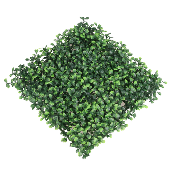 6pcs 50*50cm 正方形 假草坪 塑料 绿色 四层米兰草(400密度) 欧洲