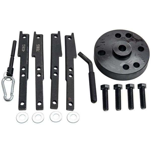 正时喷油器拆卸工具Timing Injector Cam Gear Puller Remover Tool Kit For Cummins ISX QSX 2007~2017; 3163069, 3163020, 3163021