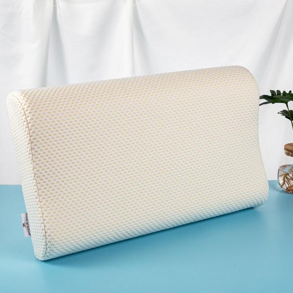 PON慢回弹记忆棉RLZT-66金色波浪枕(亚马逊禁售)