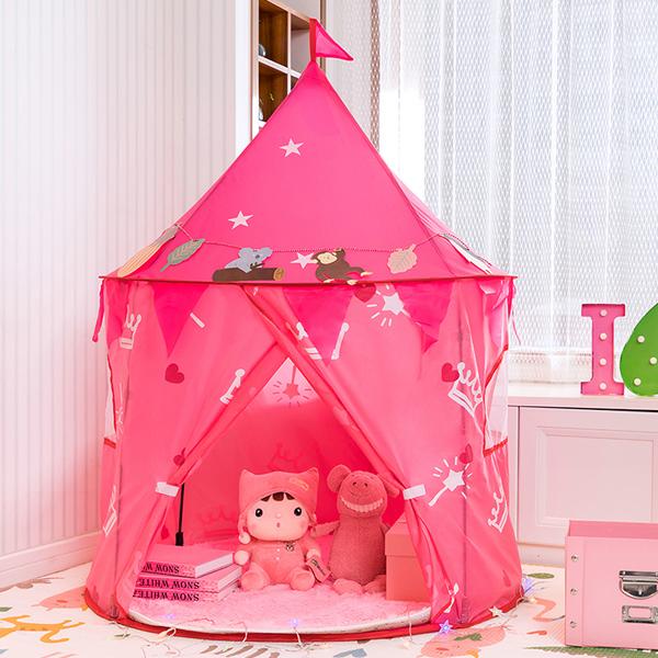 儿童游戏帐篷可折叠室内室外剧场蒙古包帐篷