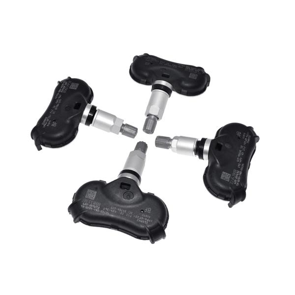 胎压传感器4PCS Tire Pressure Monitoring Sensor TPMS 315MHZ for Acura Honda 42753-SNA-A830