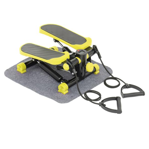 带拉绳 DP-8608 踏步机 黑黄 N002