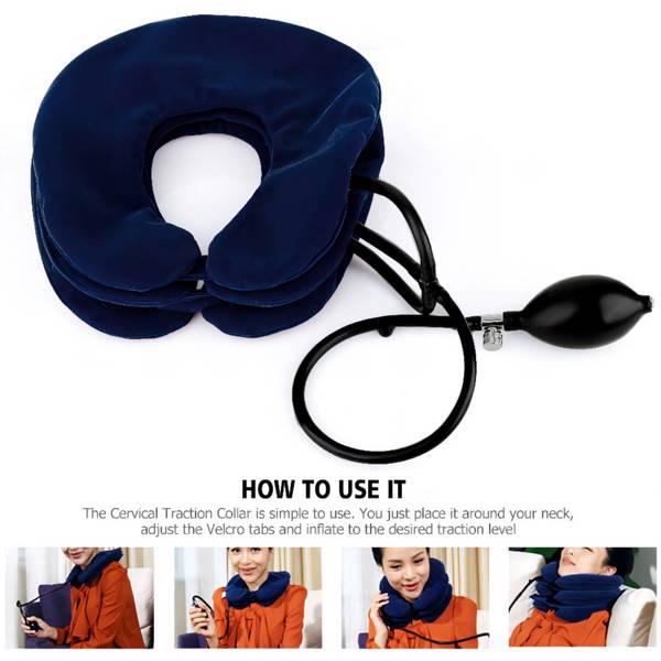 颈椎牵引器