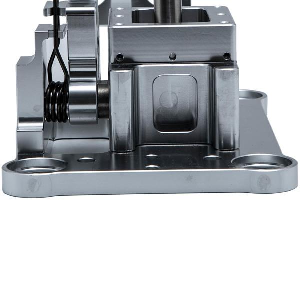 变速箱Billet Shifter Box For Honda K series engine K-Swapped for EG EK DC2 EF EM2 ES k20 k24 & for Honda Acura RSX/Type-S
