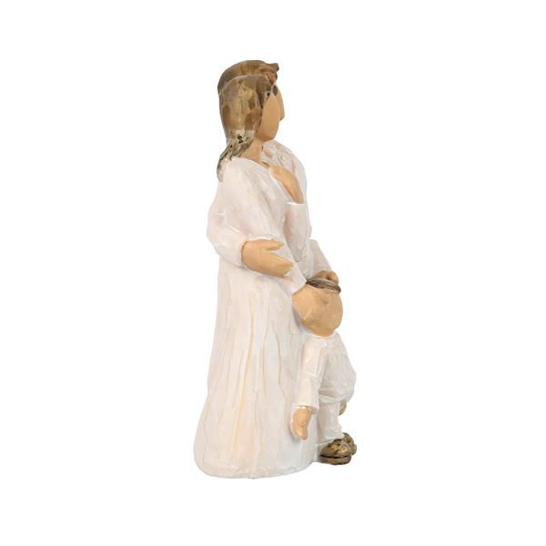 三口之家雕塑创意家庭小雕像树脂爱心家庭雕像装饰
