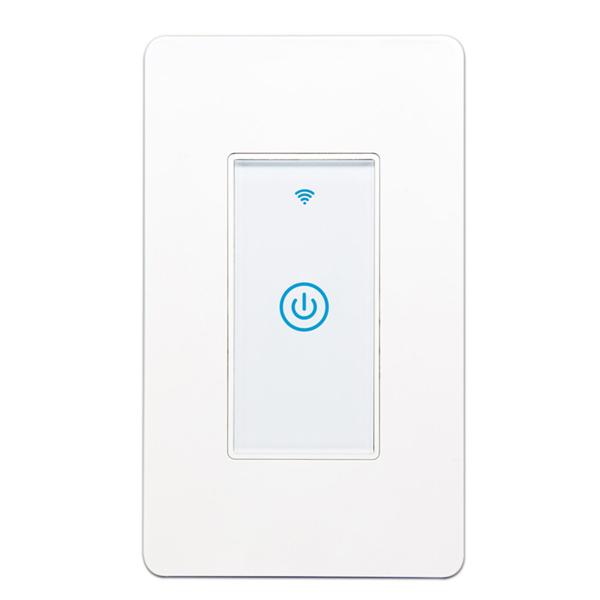 DS-123-1智能wifi开关-美规1键触屏键