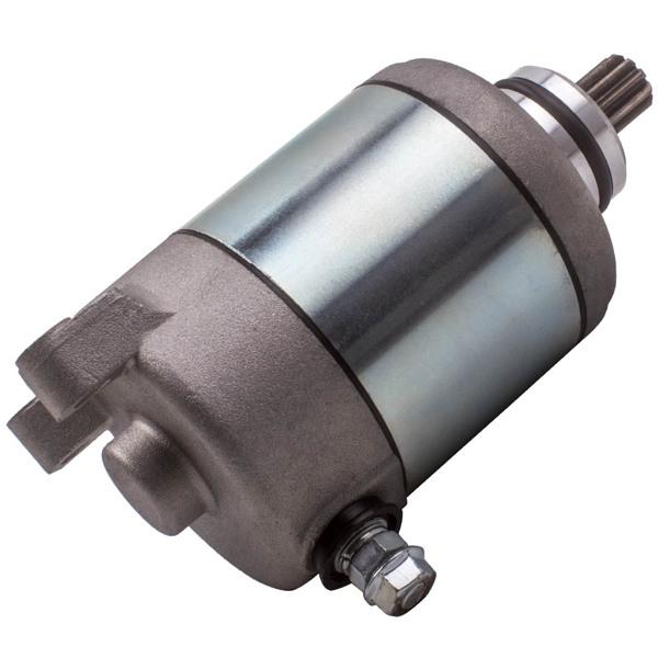 启动电机Starter Motor for Honda ATV 450 TRX450ER TRX450R 2006 2007 2008 2009 2012 #31200HP1-601
