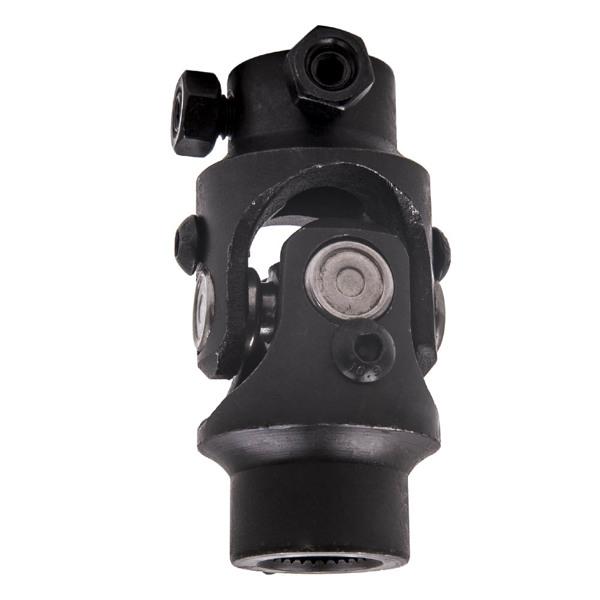 "U型接头 U Joint 3/4-30 Spline X 3/4"" DD Black Coated Universal Steering"