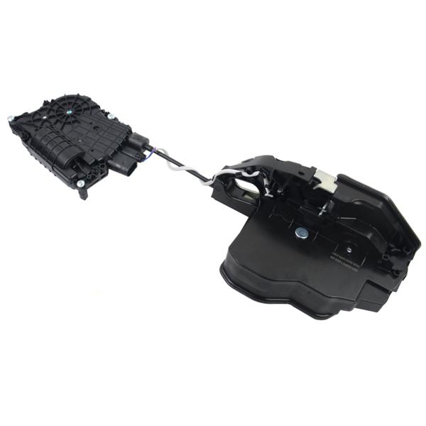 门锁执行器 1*Front Right Soft Close Door Lock Actuator For BMW F10 F11 F02 F04 51217185692