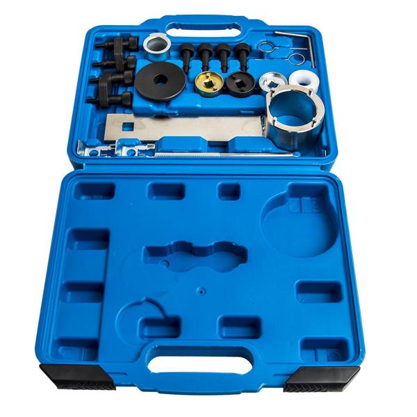 正时工具套件Crankshaft Timing Tool Kit for Audi for VW 1.8L 2.0L TSI, TFSI EA888 Engine 2006-2013
