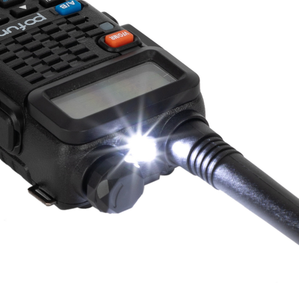 美规 BF-UV5R 10pcs 5W 1500mAh 模拟对讲机 分体充加耳机 成人