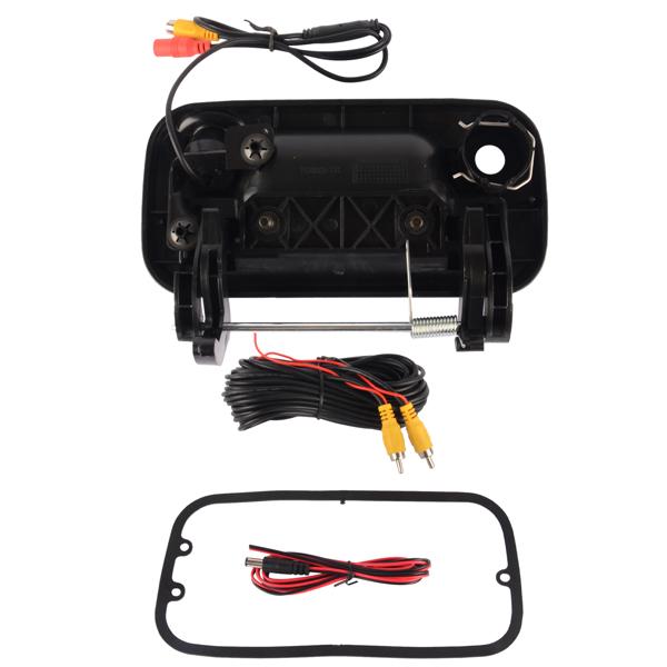 后视摄像头 Trucks Tailgate Handle Mount Backup Rear View Camera For 2004-2014 Ford F150-F450