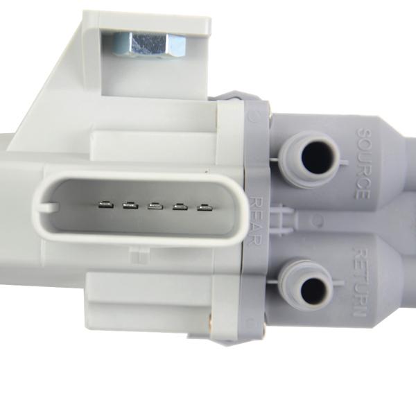 燃油阀  6 Ports Fuel Tank Selector Valve Diesel For Ford E150 E250 E350 F350 F450 F550