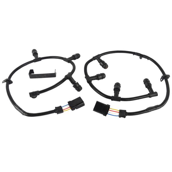 线束套件  Glow Plug Harness Kit 5C3Z12A690A 4C2Z12A690AB for Ford 6.0L Diesel 2004-2010