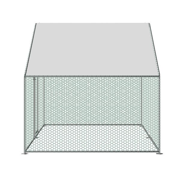 户外鸡棚3*2M