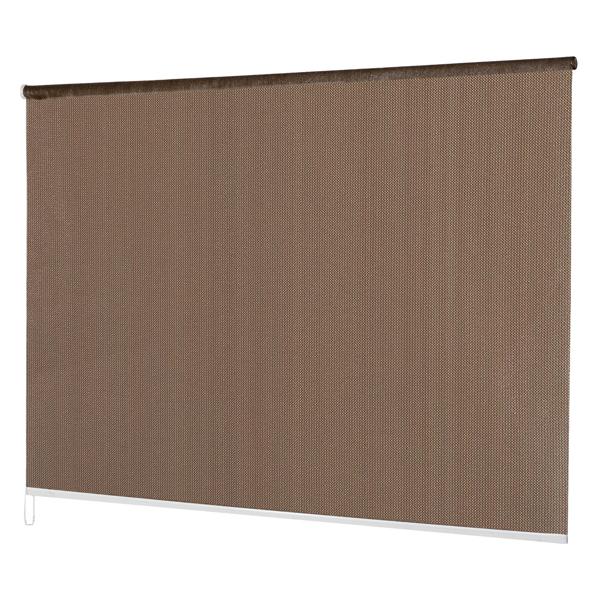 180*180*6cm 棕色 庭院遮光帘 钢铁 长方形 庭院 RS0BN6