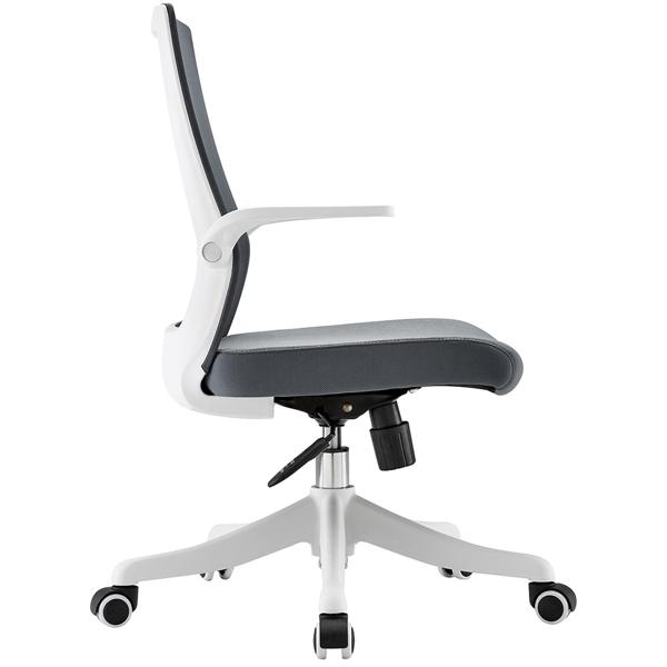 职员椅灰色