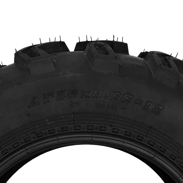 ZY 25x8-12 6PR P306*1 轮胎 MP