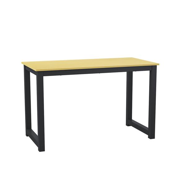 55英寸简约风格电脑桌学习桌,橡木(亚马逊禁售)