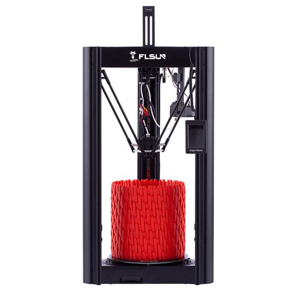FLSUN SR 三角洲3d打印机 110-240V欧规插头