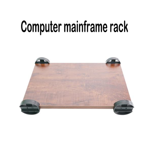 66英寸现代L形办公桌电脑桌(亚马逊禁售)