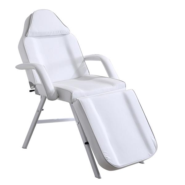 升级版美容床+凳子白色