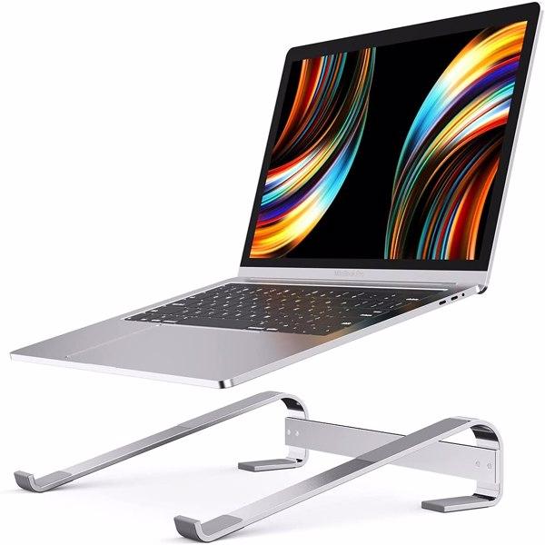 笔记本电脑支架铝制便携式可拆卸笔记本电脑支架