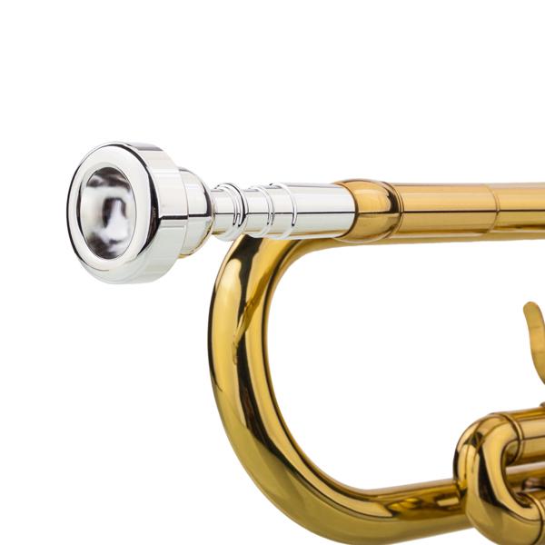降B调 黄铜 金色 小号 N101
