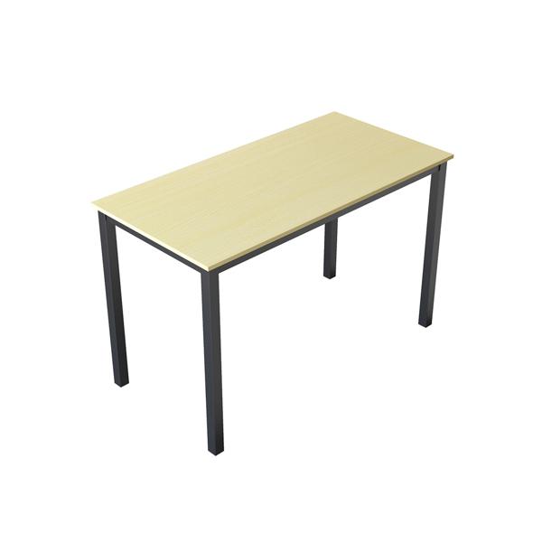 63英寸现代简约电脑桌办公桌,橡木(亚马逊禁售)
