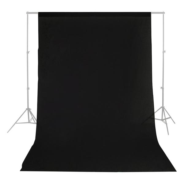 Kshioe N-7 1.6 *1m 无纺布 黑色 背景布