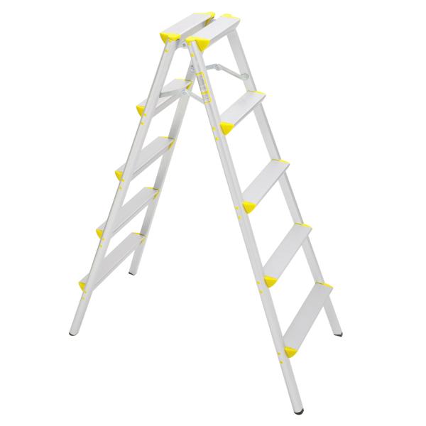 FCH 铝合金 5踏步日式 踏步梯 德国 黄色